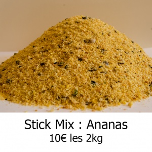 Stick Mix ananas