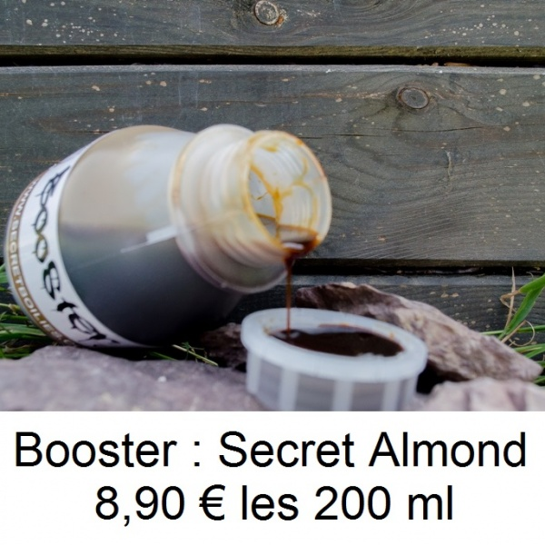 booster almond
