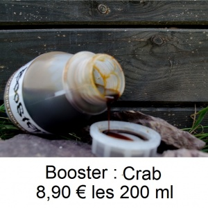 booster crab