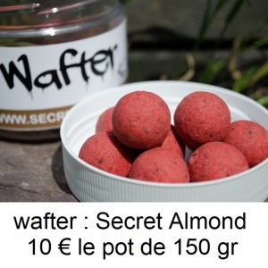 wafter almond