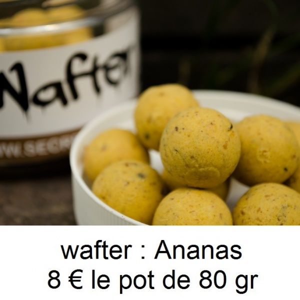 wafter ananas