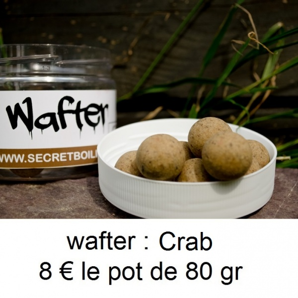 wafter crab